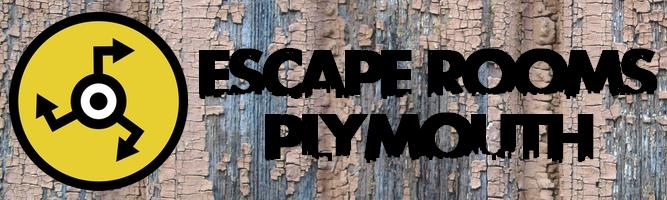Escape Rooms Plymouth – Solve the clues Logo